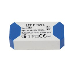 Driver for LED Luminaires up to 24W  300mA