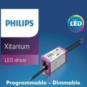 LED Streetlight 10W - 100W ETNA Philips Driver Programmable SMD5050 240Lm/W