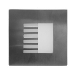 Recessed LED  Wall 3W IP65