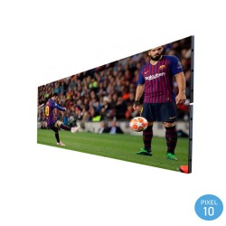 LED Screen  commercial display Outdoor Fixed Series Pixel 10 RGB Full Color (8 modules)7