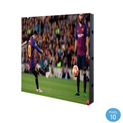 LED Screen  commercial display Outdoor Fixed Series Pixel 10 RGB Full Color 96 * 96cm 0.92m2 - Stackable Module-