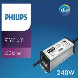Philips XITANIUM Driver for LED up to 240W - 3600 mA - 5 years Warranty