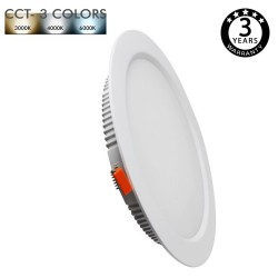 Downlight  30W SELECTABLE COLOR - CCT -120 °