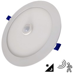 20W LED LED Circular Downlight  with Motion Detector