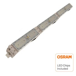 150W Linear LED High Bay - LUMILEDS 140Lm/W  MEAN WELL