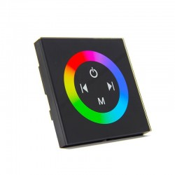 Touch Controller for LED Strip RGB 12-24 VDC