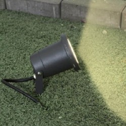 5W LED Spot for Gardens with Stake