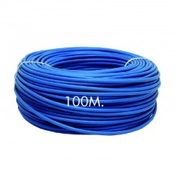 Halogen Free Cable 2.5mm. 100M. Approved for commercial use CE. H07Z1-K.
